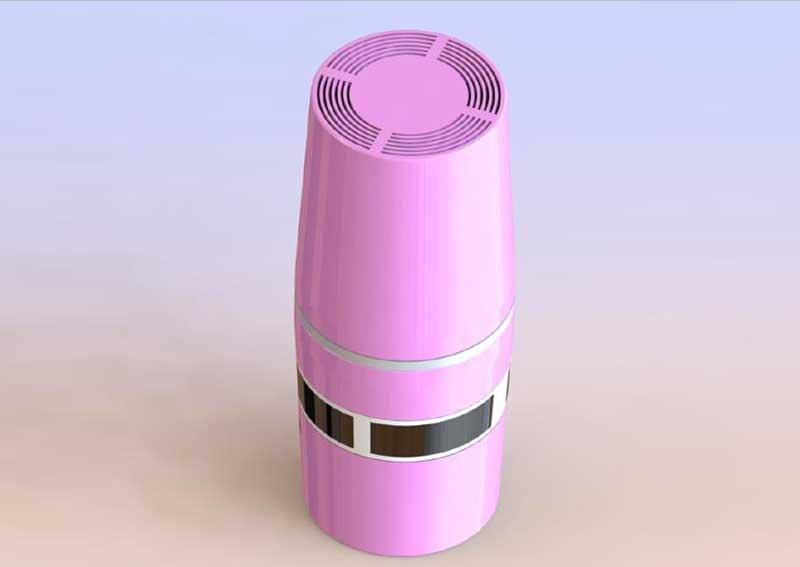除臭杀菌空气净化器